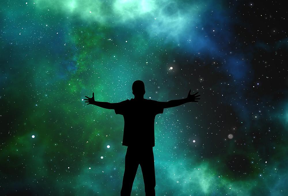 Das Universum als Beweis für Gott
